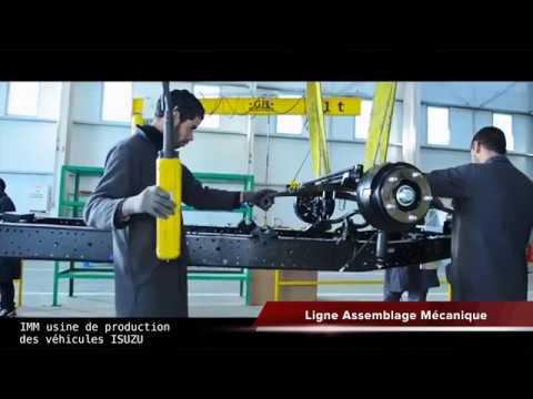 IMM Vehicle production plant ISUZU