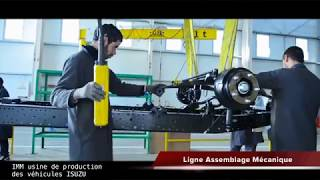 Video IMM Vehicle production plant ISUZU download MP3, 3GP, MP4, WEBM, AVI, FLV Juli 2018