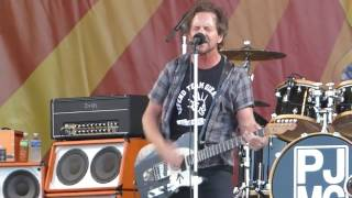 pearl jam jazz and heritage festival new orleans 04232016