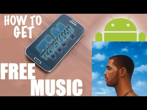How To Get Music FOR FREE on Android