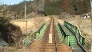 明智鉄道自然薯列車