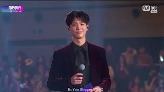 Video [BoYoo Couple] Kim Yoo Jung x Park Bo Gum at MAMA 2017 download MP3, 3GP, MP4, WEBM, AVI, FLV Maret 2018