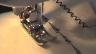 Alta Costura Clase 37, #Básico para #Bordar en Máquina de Coser