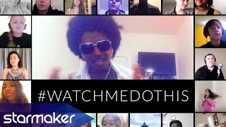 Ya Know I Can't Dance #WatchMeDoThis - StarMaker Artist Experience Compilation ft. Dance On