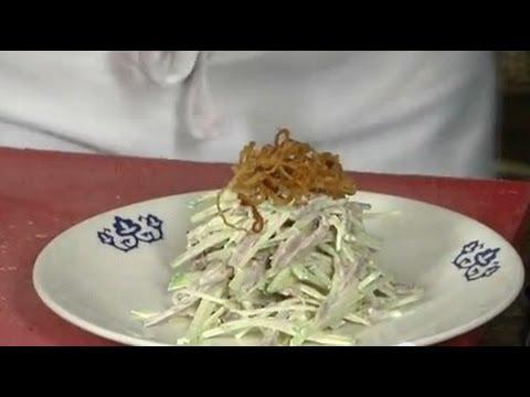 Рецепт салата «Новогодний Ташкент» - Простые вкусные домашние видео рецепты блюд