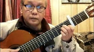 Tình Xót Xa Vừa (Trịnh Công Sơn) - Guitar Cover by Bao Hoang