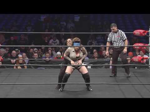 Women Of Honor Wednesday: Faye Jackson VS ODB - Nashville, TN