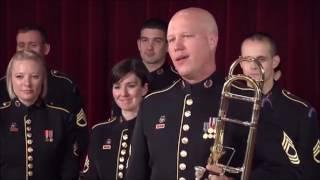 United States Army Field Band: Trombone