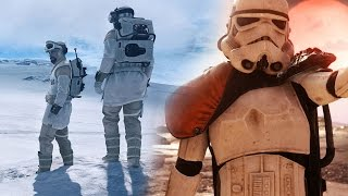 Star Wars Battlefront - Exploring the Planets