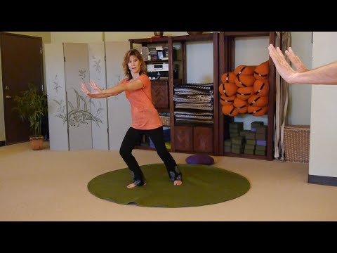 Losing Your Balance to Find It! Gentle Yoga Standing Sequence with Sherry Zak Morris, ERYT