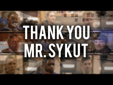 Thank You Mr. Sykut (Short Version)