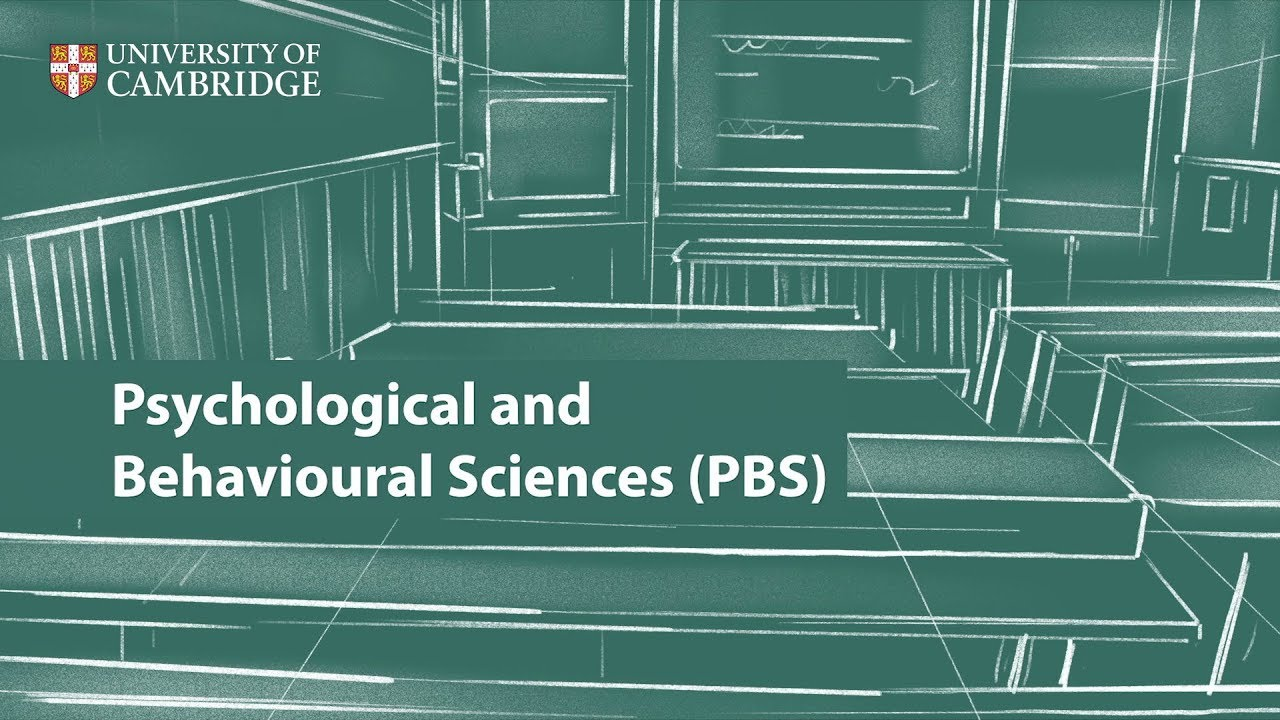 Psychological and Behavioural Sciences | Undergraduate Study