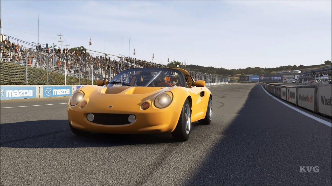 Forza Motorsport 6 - Lotus Elise Series 1 Sport 190 1999 - Test ...