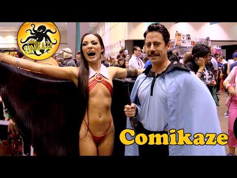 Comikaze Best Cosplay 2015 #ThatCosplayShow