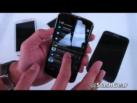 Nexus 4 and Android Jelly Beans 4.2 hands-on