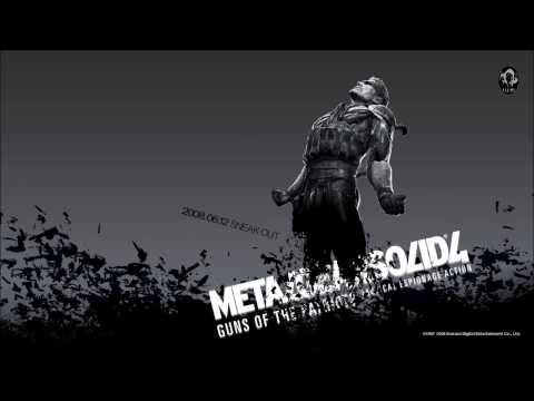 Encounter (Alert)- Metal Gear Solid 4 (EXTENDED)