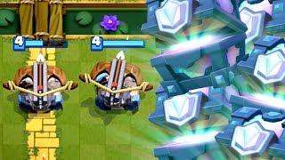 Clash Royale - BEST 12 WIN LEGENDARY DECK!