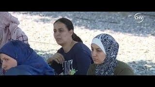 Refugiados sirios exigen ser reubicados en otro país - CHV NOTICIAS