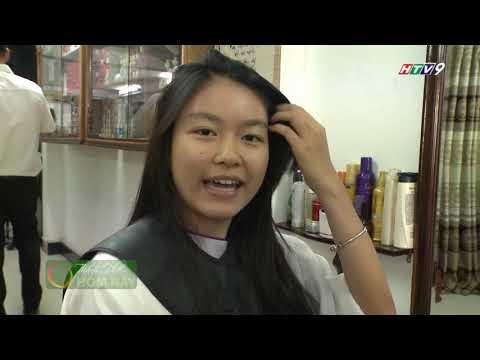 Khu phố của những tiệm tóc - Thành Phố Hôm Nay [HTV9 – 23.04.2016]
