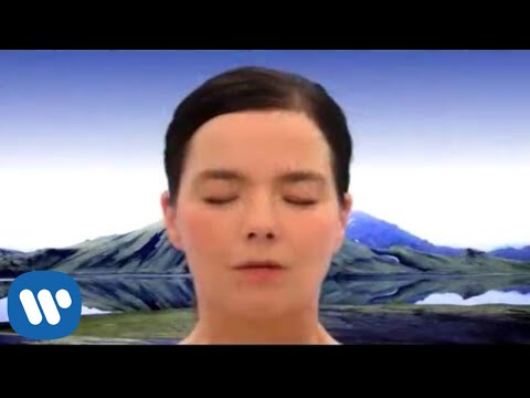 Bjork - Earth Intruders (video)