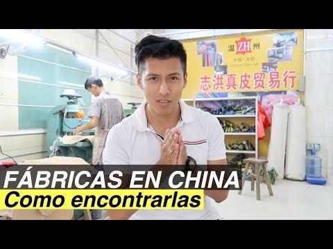 Donde se encuentran las fabricas y tiendas en China 2018