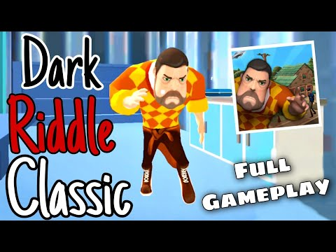 Dark Riddle: Classic - Full Android Gameplay | by PAGA GROUP