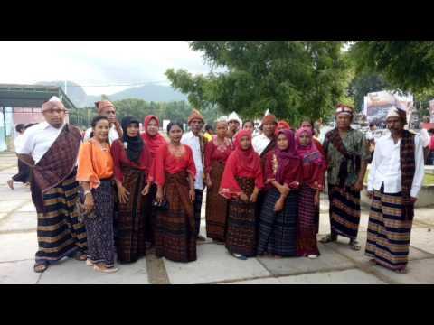 Roworena Barat(Parade Kebangsaan 1 Juni 2017)