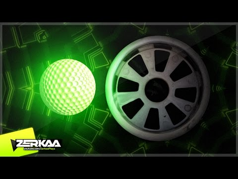 LIGHT UP GOLF BALLS! (Golf with Your Friends)