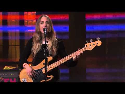 HAIM   iTunes Festival 2013 1080p HD FULL GIG720p H 264 AAC