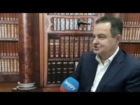 Dacic ne potvrdjuje ali i ne demantuje vest o 15. drzavi koja je povukla priznanje tzv Kosova!