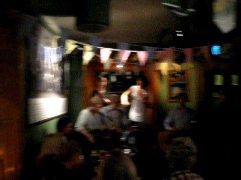 Irish pub in Stockholm