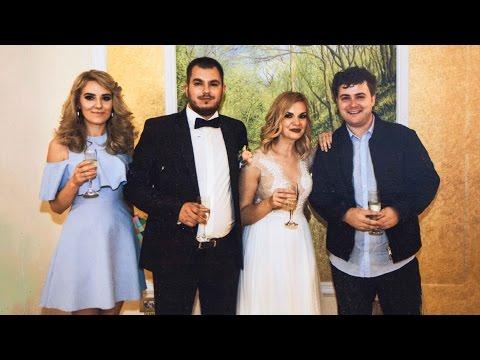 Elena & Alex Wedding Night
