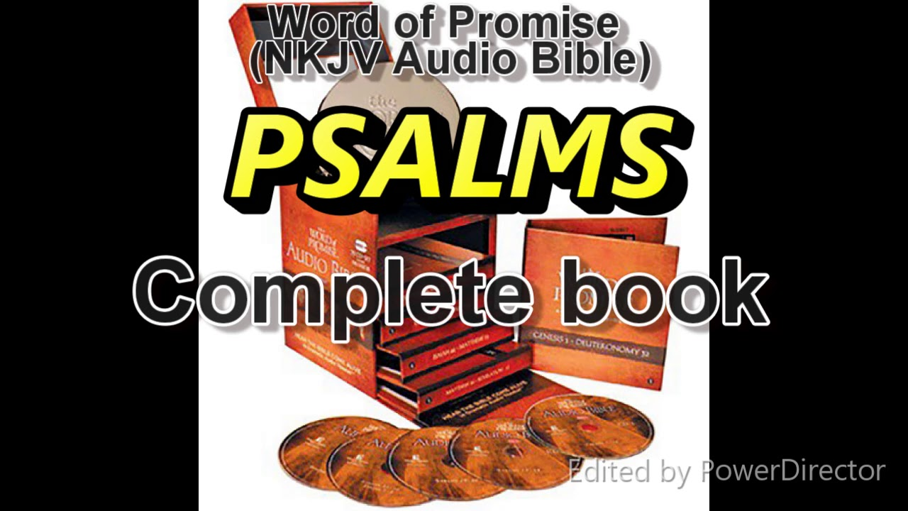 PSALMS complete book - Word of Promise Audio Bible (NKJV) in 432Hz