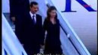 Syrian President visits Turkey