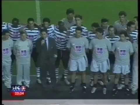 Sporting - 1 x Chievo Verona - 0 de 2004/2005 Particular