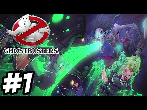 Ghostbusters 2016 Gameplay Walkthrough Part 1 - First 45 Minutes [ HD ] streaming vf