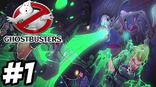 Ghostbusters 2016 Gameplay Walkthrough Part 1 - First 45 Minutes [ HD ]