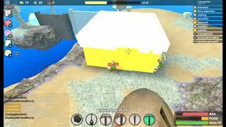 ROBLOX- God hut glitch showcase