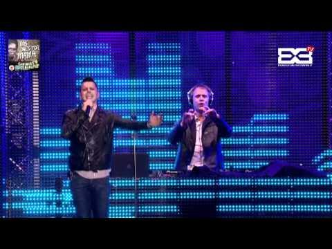 Armin van Buuren, Christian Burns & Bagga Bownz at 3FM Serious Request