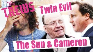The Sun & Cameron Twin Evil: Russell Brand The Trews (E314)