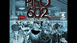 J-King y Maximan ft. J Alvarez, Chyno Nyno & Nengo Flow - Piso 602 (Official Remix) [Letra/Lyrics]