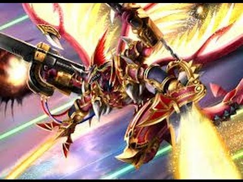 Interactive Anime Wallpaper Cardfight Vanguard Deck Profile Dragonic Overlord The