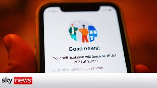 COVID-19: NHS Test and Trace app tweaked to ping fewer people