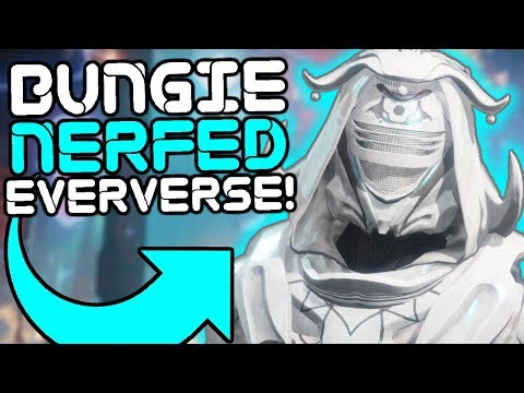 Destiny 2 - HUGE Eververse Changes, 6v6 Crucible, Private Matches, and More!! thumbnail