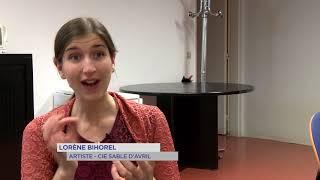 Trappes : Les rêves sablés de Lorène Bihorel