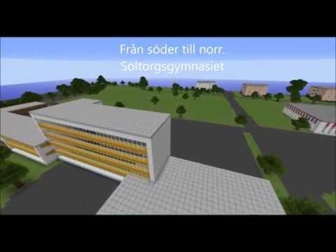 Minecraft - Framtidsmuseet Borlänge