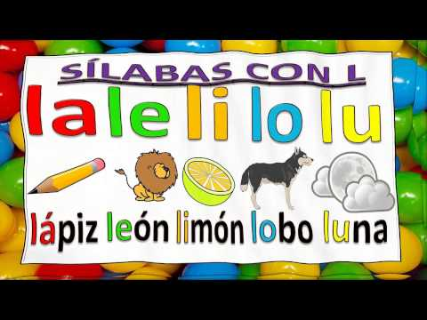 Descargar Video SÍLABAS PARA NIÑOS CON MÚSICA CON M, P, S, L, N, D, F, T y B. SYLLABLES FOR KIDS