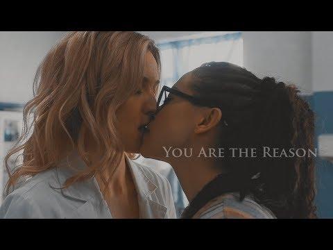 Cosima And Delphine || You Are The Reason