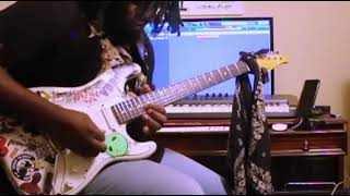 JULESTHEWULF x DRAKE NICE FOR WHAT GUITAR COVER