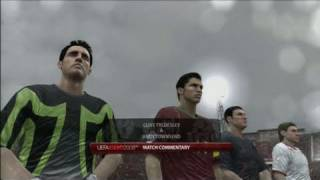 UEFA Euro 2008 Xbox 360 Gameplay - Pre-Game